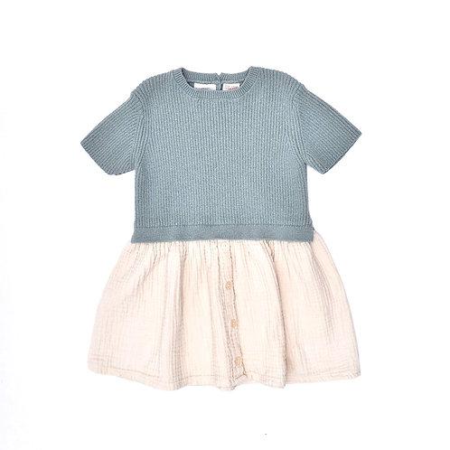 2-3Y | ZARA | שמלת מנטה