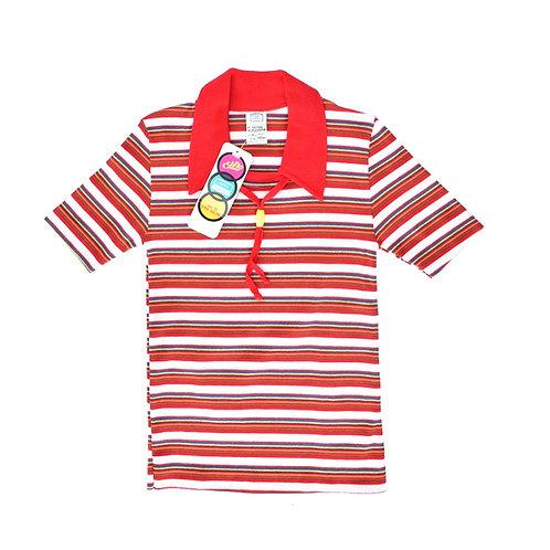 7Y | SOLOG | חולצת וינטאג' פסים
