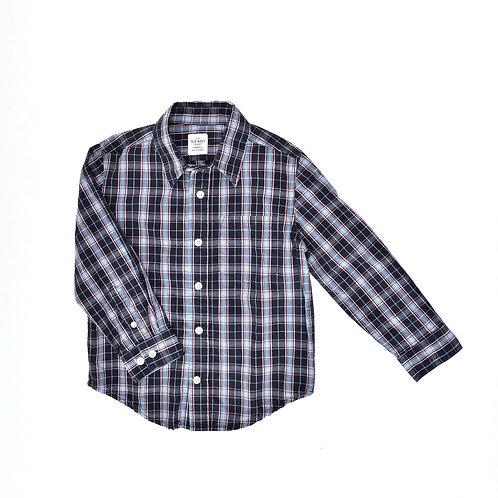 4Y | OLD NAVY | חולצה משובצת