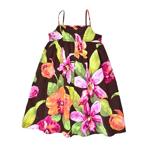 4-5Y    GAP   שמלת פרחים בוהו