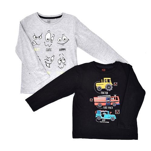 6-7Y | Cool Club | זוג חולצות טריקו בתנועה