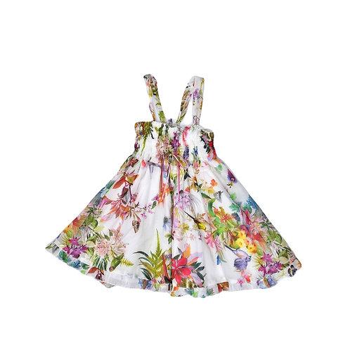 18M | NELL | שמלה טרופית