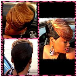 Stylist fresh cut!