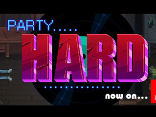 Party Hard launches on Nintendo Switch