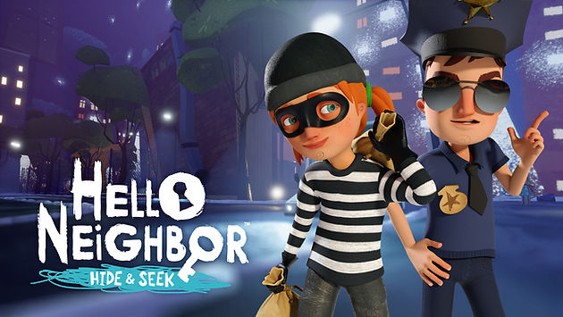 Hello Neighbor: Hide and Seek has launched on PC, iOS and