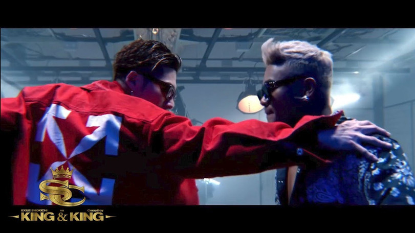 EXILE SHOKICHI×CrazyBoy 『FLY LIKE A DRAGON』 (Official Music Video)