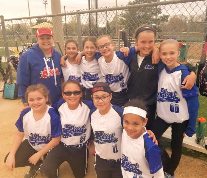 10u Elgin Heat team