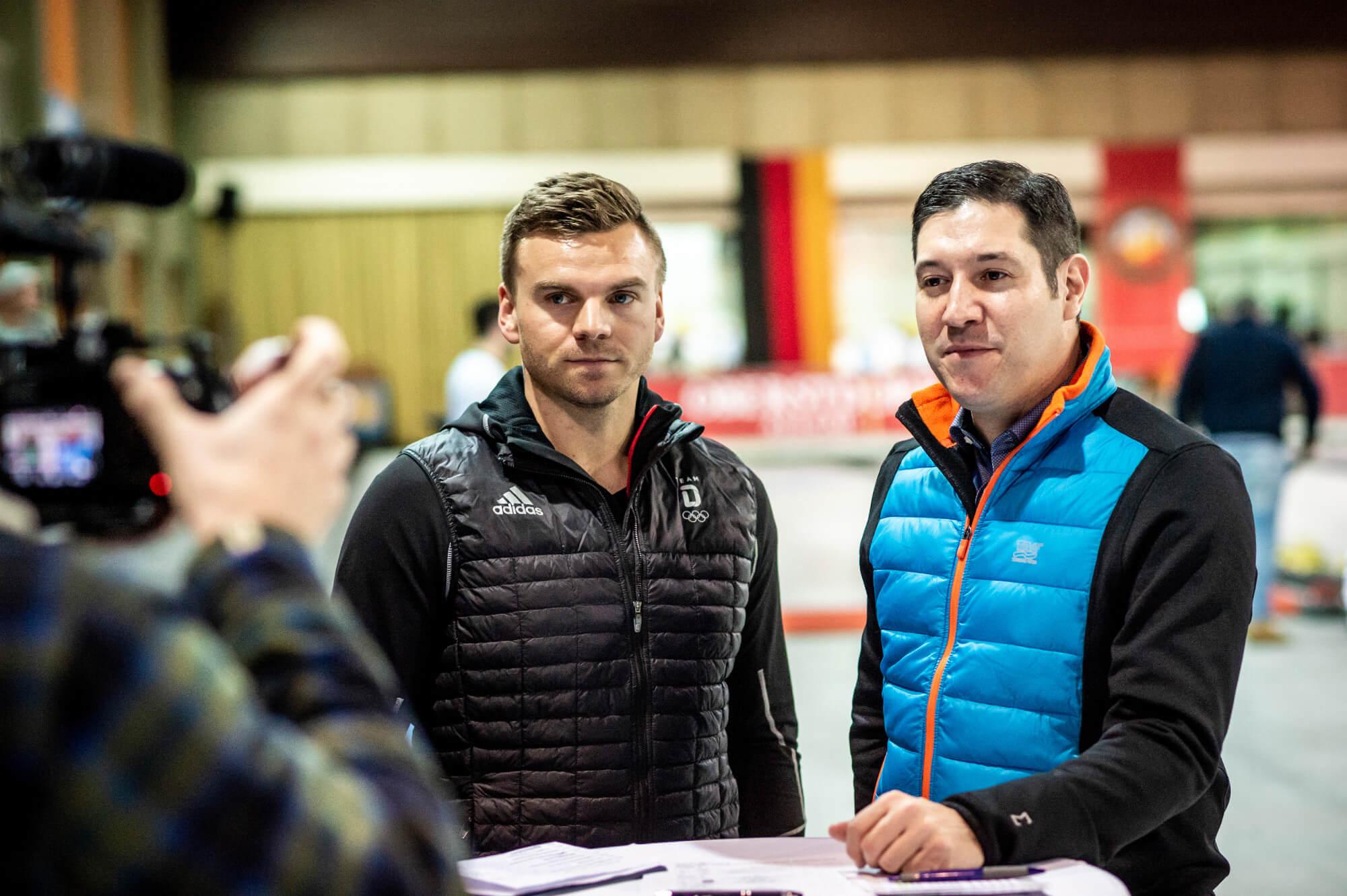 Andreas Sander & Sebastian Jacoby