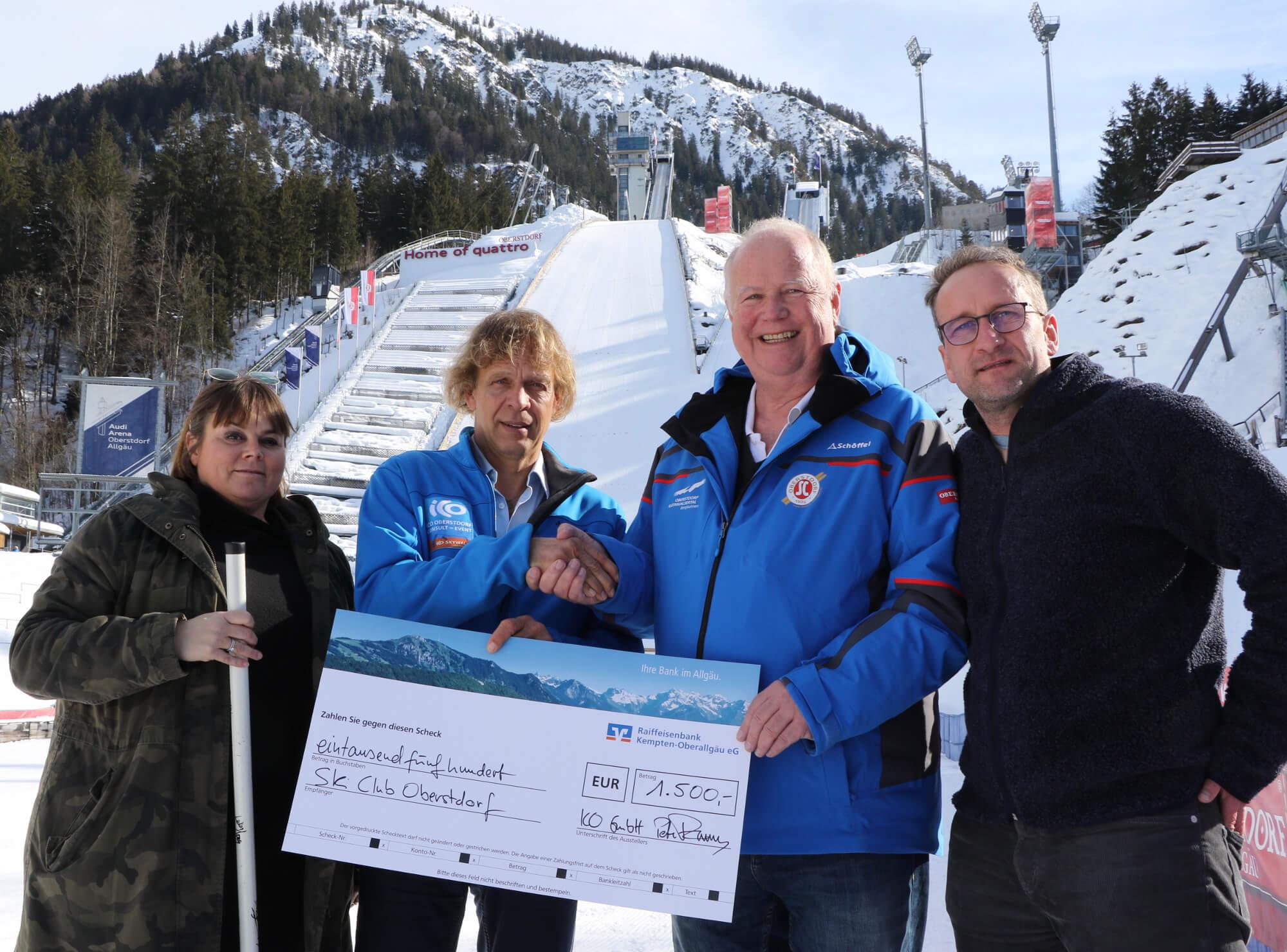 Team ICO Oberstdorf, Bihlerdorf