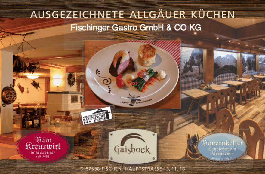 Fischinger Gastronomie