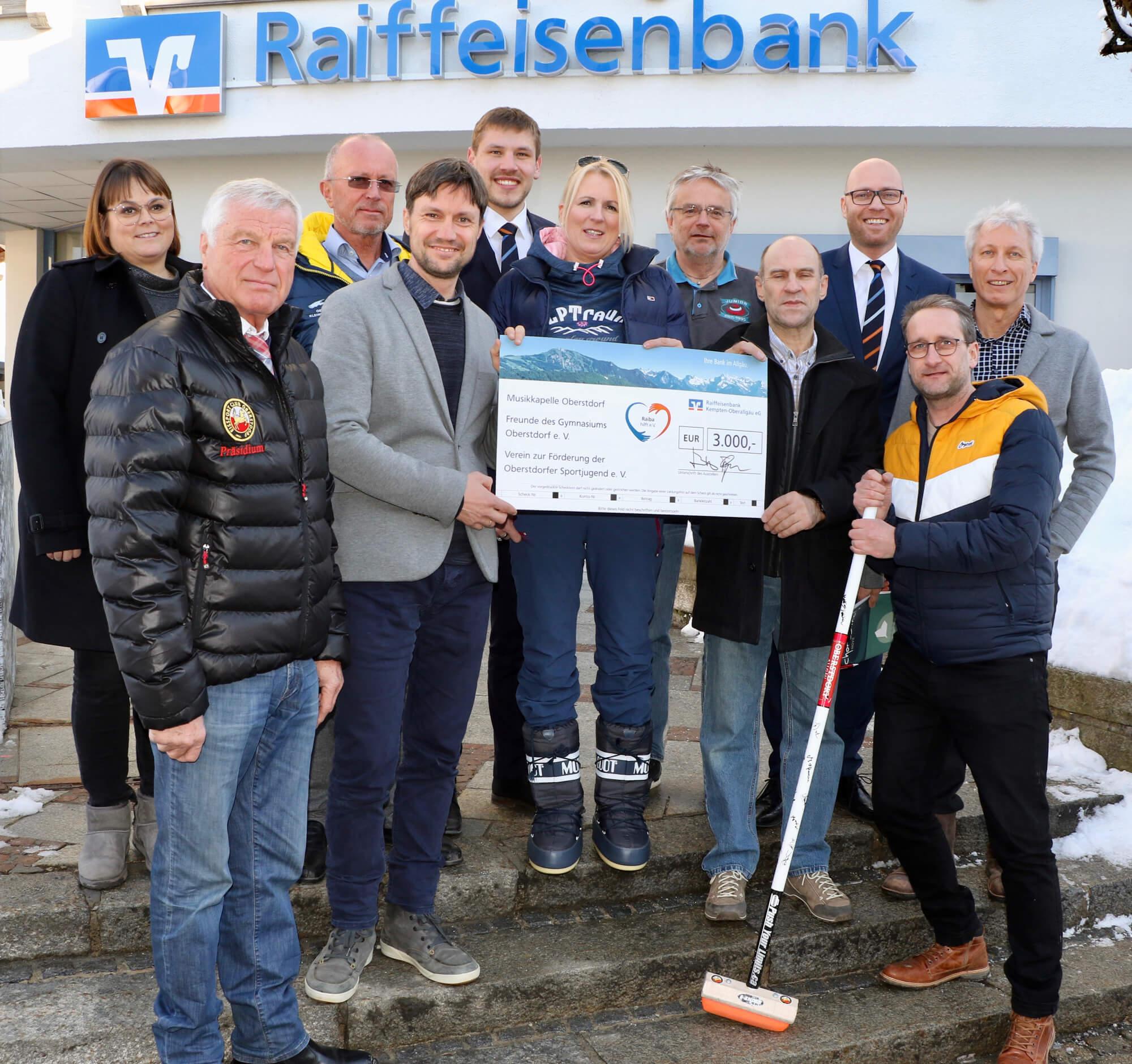 Team Raiffeisenbank Kempten-OA eG