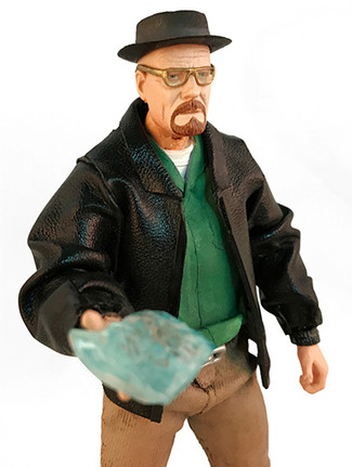 Heisenberg 1/12 scale custom figure