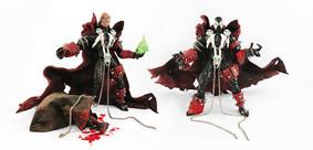 Spawn 1/9 scale custom figure