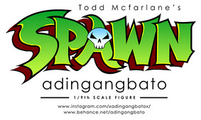 Spawn 1/9 scale custom figure