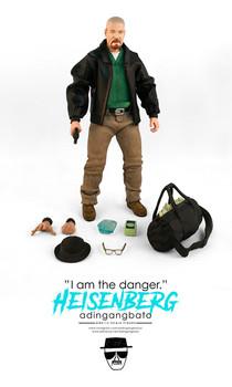 Heisenberg 1/12 scale custom figure
