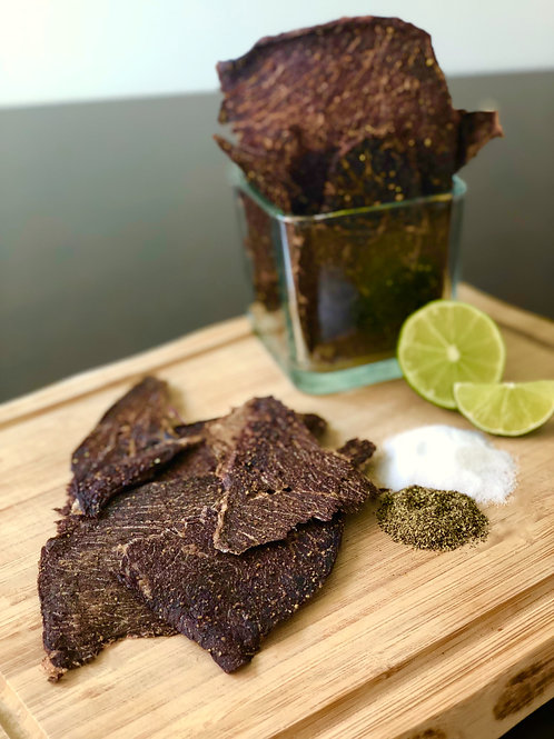 Salt & Pepper Beef Jerky (1oz.)