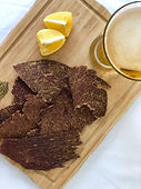 lemon and pepper beef jerky