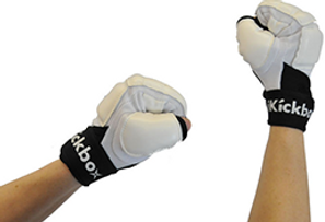 These are the bag gloves available for purchase at our iKickbox location at Cincinnati TaeKwonDo Academy