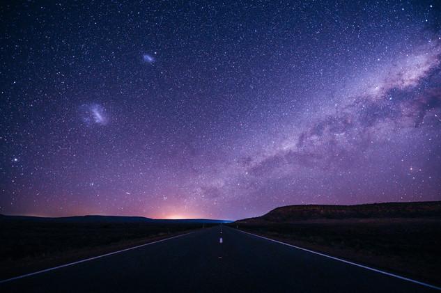 Milky Way on Eyre Peninsula