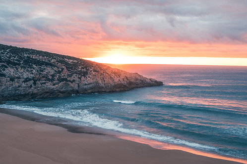 Greenly Beach Sunset