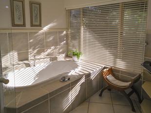 Venetian PVC blinds