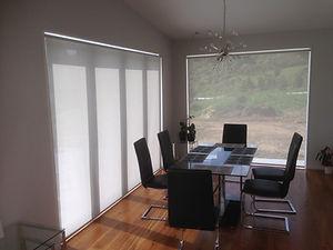Sunscreen roller blinds Rollerflex ASB