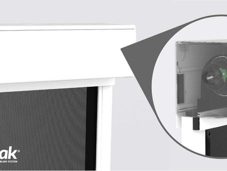 New Ziptrak® Streamline Pelmet