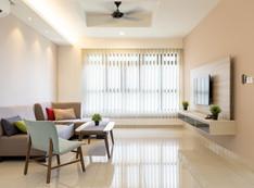 Vertical blinds 89 mm slats size