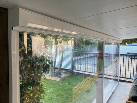 USER GUIDELINES AND CARE INSTRUCTIONS FOR YOUR PVC OUTDOOR SCREEN