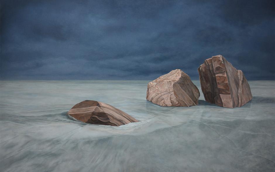 Stones On Ice