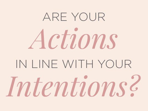What Are Your Intentions?