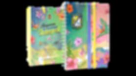 cuadernos y agendas para colegios