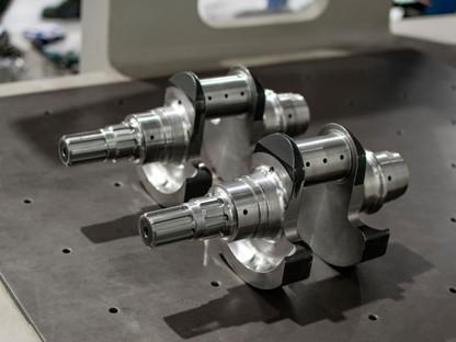 Cranks ready for heat treatment.jpg