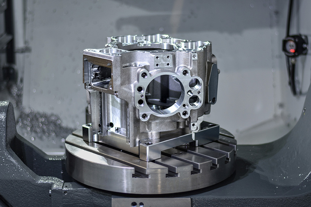 Radial engine case