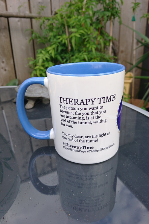 CUP - Therapy... Light at the end of the Tunnel...