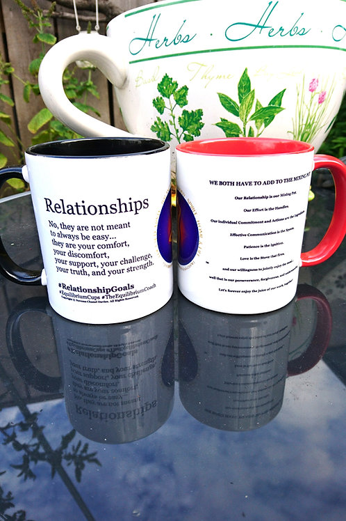 CUP - Relationships... Mixing Bowl