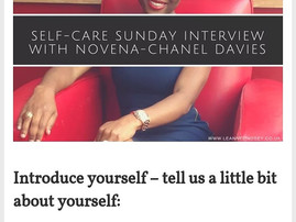 Self-Care Sunday's Interview Series