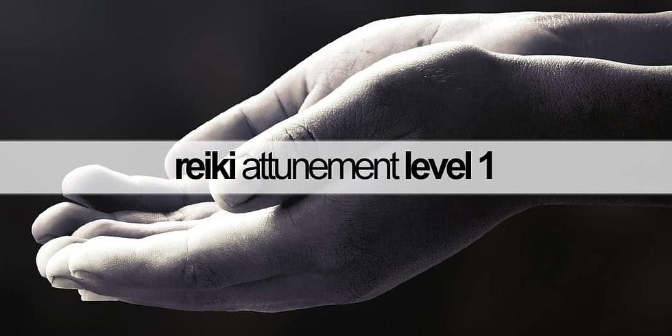 Reiki Level 1 (2-Day Course) (1)
