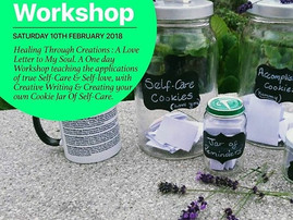 Healing Through Creations: Self-Care Workshop