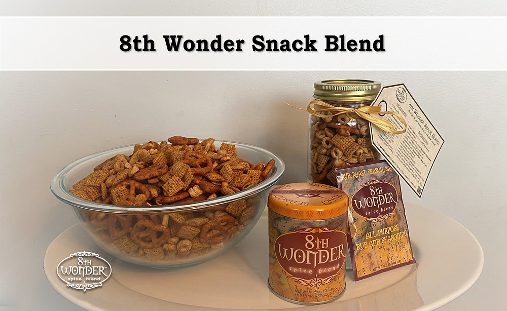 8th Wonder Snack Blend - Snack Mix