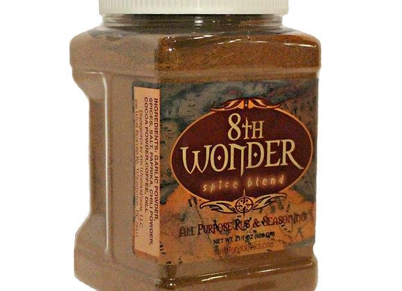 Tub - 8th Wonder Spice Blend (21.1oz - 600g)