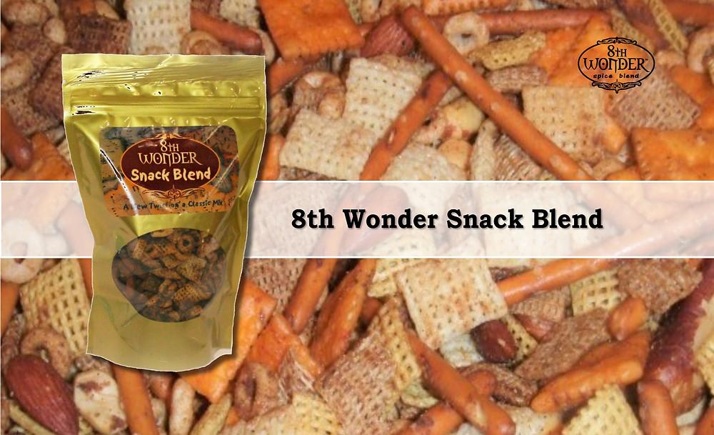 8th Wonder Snack Blend - Snack Mix