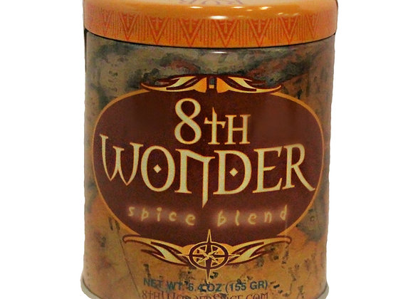 Tin - 8th Wonder Spice Blend (6.4oz - 155g)