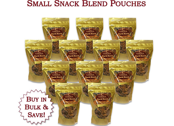 WH 12x (1 Case) of Small Pouch - 8th Wonder Snack Blend (3oz - 85g) 12x