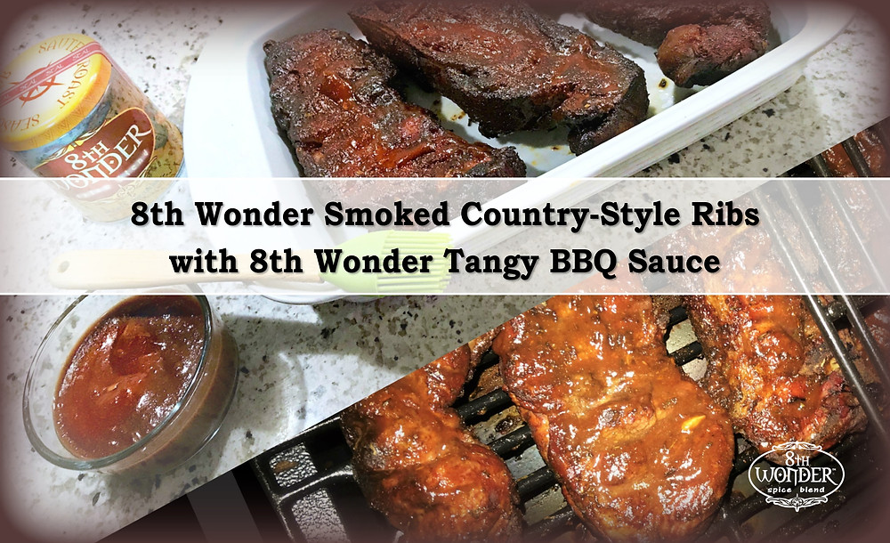 8th Wonder Tangy Smoked Country-Style Ribs