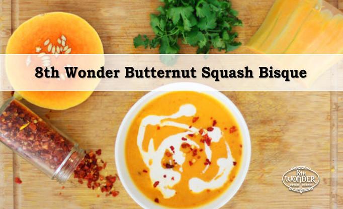 8th Wonder Butternut Squash Bisque