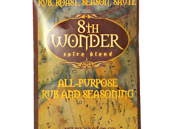 Packet - 8th Wonder Spice Blend (.8oz - 22g)