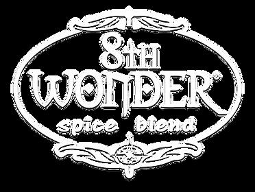 8th Wonder Logo (R) White - PNG.png
