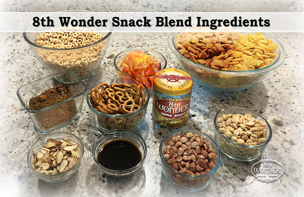 8th Wonder Snack Blend Ingredients