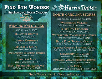 Retail Harris Teeter Locations - 8th Won